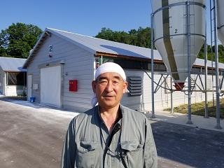 蜂ヶ塚農場